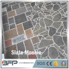 Rusty Hot Selling Slate Mosaic Pattern for Exterior Wall Decoration