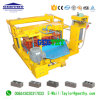 Qmy4-30A Semi Automatic Mobile Brick Making Machine