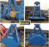 20t Four Ropes Marine Crane Clamshell Grab