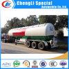 ASME 3 Axle 60cbm LPG Tanker Trailer