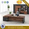Melamine Wooden Office Furniture L-Shape Office Table (HX-8NE037)
