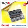 Professional Powered PA System DJ-Mixer (FX1242)