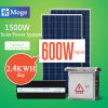 1500W Solar Power System with Standard Configuration