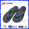 New Whole Black EVA Flip-Flop for Men (TNK35643)