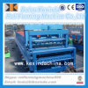 Double Deck Roof Panel Roll Forming Machine