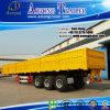 40ft Flatbed Side Wall Bulk Cargo Semi Trailer for Sale