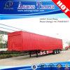 High Tensile Steel Cargo Box Semi Trailer