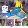 Multipurpose Floating Fish Feed Pellet Pelletizing Making Machine