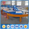 High Speed Screen Printing Oval Automatic Screen Printing Machine