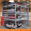 Automated Car Puzzle System Hydraulic Vertical Lift System Mechanical Parking