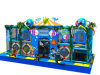 Factory-Direct Free Design CE &SGS Eco-Friendly LLDPE Kids Indoor Playground