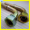 Swaged Hose Fitting Metric Female Cone O-Ring H. T. Fitting