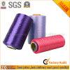 Dyed Hollow PP Yarn, Spun Yarn Factory
