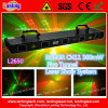 Rg DMX Five Head/Tunnel Full Color Laser for Wedding Party