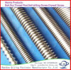 Galvanized Thread Rod M12X3mts