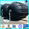 Dia 2.5 Mtrs with Thread Pneumatic Boat Rubber Fender