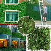 Outdoor Hedges Privacy Screen Fence Artificial Hedge