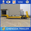 40t 2 Axle Lowbed Trailer for Sale