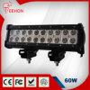 10 Inch 60W Epistar Chips Offroad LED Light Bars
