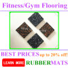High Density Soft Eco-Friendly Home Gym Rubber Flooring
