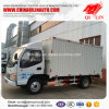 Light Cargo 700kg Payload Van Peddle Truck Made in China