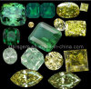 Brilliant Cut All Shape Birthstone Gemstones (STG-19)