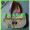 Fashion 8ounces Canvas Ladies′ Handbag for Shopping (HC0301)
