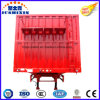 40-70 Tons Strong Cargo Van Type Box Trailer