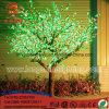 LED Emulational Willow Cherry Landscape Tree Lighting for Christmas Light