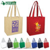 Promotional Customized Eco Fabric Cheap Non-Woven Tote Shopping Bags