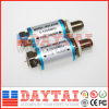 5-1500 MHz CATV Ground Isolator with Surge Protector 6kv F Male to F Female