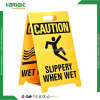 Corrugated Plastic Caution Board Warning Sign
