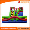 Multi-Function Inflatable Jumping Bouncer/Inflatable Combo with Slide (T3-450)