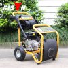Bison (China) BS180e 2500psi 170 Bar Petrol Engine Mobile Mini Car Wash Machine Price Pressure Washer