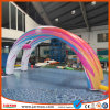 Colorful Cheap Factory Diretly Inflatable Mascot Tunnels