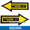Die Cut Tear Proof Silksreen Printing Car Sticker