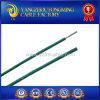 18AWG UL3122 High Temperature Fiberglass Braid Silicone Rubber Wire