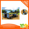 Clean Sense Style Splicing Blue House Play Equipment for Children