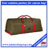 Mens Fashion Leisure Canvas Duffle Bag with High-Capacity