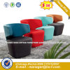 Wooden Sofa Modern Leather Leisure Hotel Sofa (HX-SN8059)