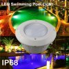 Hot Selling! LED Pool Lamp Embedded Type with High Quality IP68