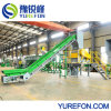 Waste Shopping Bags Crushing Washing and Recycling Plant