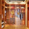 Walk in Wooden Wardrobe Furniture