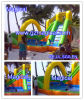 Colorful Inflatable Climbing Water Slide (MIC-863)