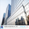 Color/Clear Reflective Glass for Curtain Wall/Decorative Glass