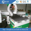 Cabinet Door Making CNC Router Machine with Italy Hsd Spindle and Hole Drilling Block