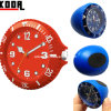 New Plastic Desk Ice Watch Clock (KD-PS24)