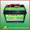 2015 Hotsell Wet Car Battery 55530-12V55ah Auto Battery