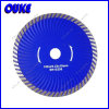 Hot Pressed Turbo Wave Diamond Saw Blade for Granite