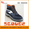 China Cow Suede Leather Dewalt Safety Shoes RS702